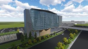 Msp Airport Terminal Map Graves Hospitality Reveals First Peek At Msp Airport Hotel