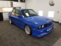bmw e30 colours bmw e30 m3 nut and bolt restored must be sold for