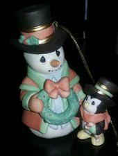 precious moments porcelain christmas ornaments ebay