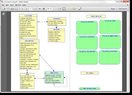 tutorial oracle data modeler diagram printing to pdf in oracle sql developer data modeler v4