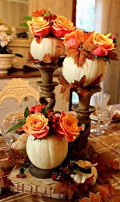 beautiful thanksgiving table decoration ideas construction table
