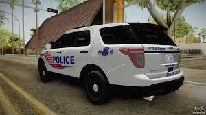 Ford Explorer 2013 - ford explorer 2013 police for gta san andreas