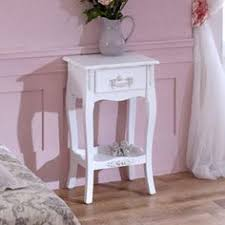 Shabby Chic White Bedroom Furniture by Arabella Range Ivory Dressing Table With Triple Mirror And Stool