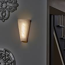 glass shades for wall sconces light kapaz