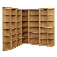 Corner Bookcase Oak Buy Lewis Agatha L Shaped Bookcase Combination Oak At