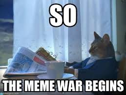 Meme War - meme war