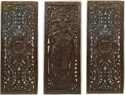3 wood wall 71 best asian home decor carved wood wall decor wood bowls