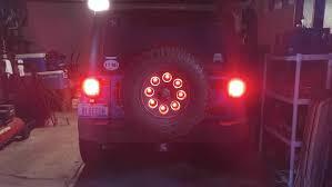 3rd brake light led ring brake light led ring jeep wrangler forum