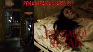 film horor indonesia pengabdi setan pengabdi setan penampakan hantu asli di film horor on the spot trans