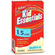 10 Essentials For A Kid by Boost Kid Essentials Nutritionally Complete Drink 1 5 Cal