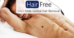 the complete male guide to hair removal hair free life