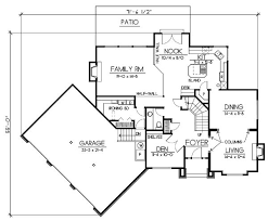 4 bedroom ranch floor plans 4 bedroom bungalow house plans philippines home act