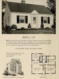 1950s Bungalow Floor Plan Cape Cod Style House Plans Chuckturner Us Chuckturner Us