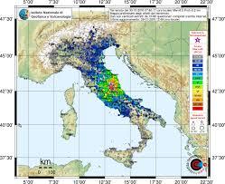 Norcia Italy Map Earthquake 5 Km Ne Norcia Pg Magnitude Mw 6 5 30 October 2016