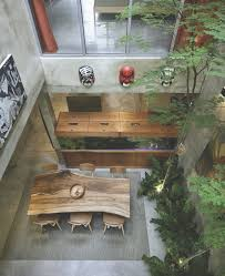 Japanese Style Dining Table Malaysia Traditional Courtyard House Reinvented In Malaysia Malaysia