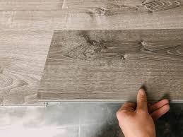 what color of vinyl plank flooring goes with honey oak cabinets tips for installing vinyl plank concrete floors lemon