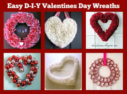 valentines day wreaths easy d i y s day wreaths the frugal