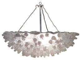 Oly Pipa Bowl Chandelier by Oly Studio Luxe Home Philadelphia