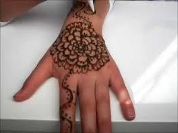makkelijke henna tattoo youtube