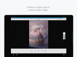 adobe photoshop mix cut out combine create android apps on