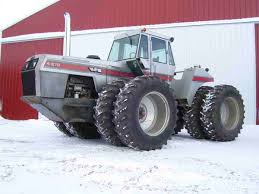 white 4 270 the biggest 4wd white tractor built farm