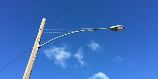 utility pole light fixtures utility poles power lines residential or commercial services
