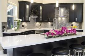 kitchen with stainless steel backsplash 27 kitchen backsplash designs home dreamy