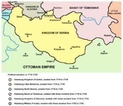 Ottoman Empire Serbia Kingdom Of Serbia 1718 39