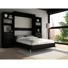 Ralph Lauren Home Miami Design District 100 Horizontal Twin Murphy Bed With Desk Bedroom Light Wood