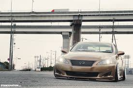 stanced lexus is250 lower standards kenji u0027s usdm styled is250 stancenation