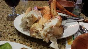 king crab buffet picture of falls buffet at snoqualmie casino