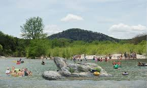 Garner State Park Map Funrivers Com Your Guide To The Frio River