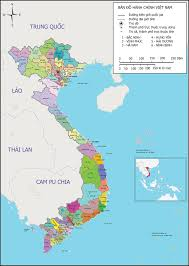 Central And Northern Asia Map by Map Of The Northern And Southern Vietnam Northern Vietnam