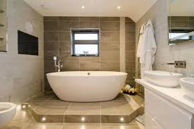 choosing new bathroom design ideas 2016 large dark brown bathroom