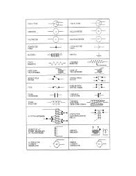 symbols handsome electrical drawing relay symbol the wiring