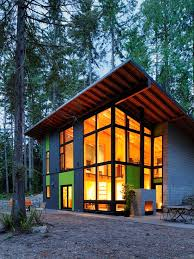 Contemporary Cabin 134 Best Cabins Small Homes Images On Pinterest Home