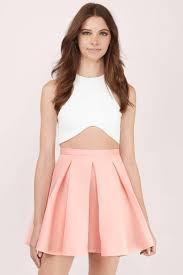 pleated skirt skirt orange skirt pleated skirt skirt