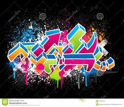 graffiti design graffiti design stock photos image 12865373