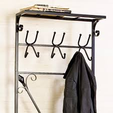 entryway storage bench with coat rack and mirror u2013 home
