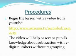 lesson plan in mathematics i ppt download