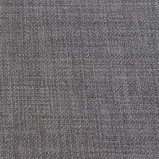 Caravan Upholstery Fabric Suppliers Slate Grey Soft Plain Linen Look Home Essential Designer Linoso