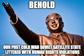 North Korea Memes - impoverished north korea is impoverished imgflip