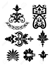 ornamental elements stock photo picture and royalty free image