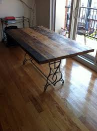 120 best reclaimed wood table images on pinterest dining room