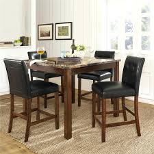faux marble dining room table set faux marble dining table set black top white dorel asia wm3669