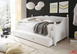 betten für jugendzimmer landhaus kojenbett einzelbett kiefer teilmassiv weiß lackiert