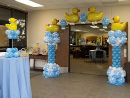 rubber duck baby shower decorations baby shower balloon decor baby shower balloons decoration ideas