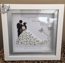 home interiors and gifts framed art personalised deep box frame wedding anniversary mr mrs gift print