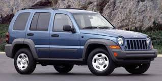 2006 jeep liberty trail used 2006 jeep values nadaguides