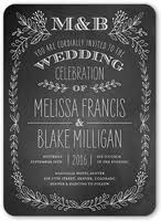 wedding invitations black and white black wedding invitations shutterfly